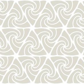 Triangular Spiral