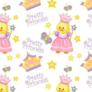 Pretty Princess Duckling - Day 7