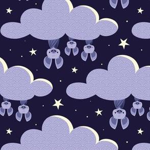 Dreaming bats