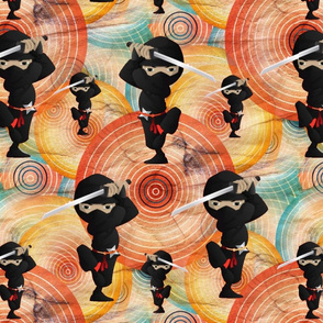 Ninja Circles