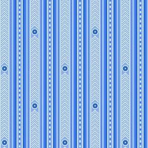 Stripes A - Blue