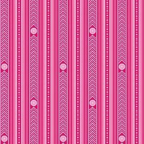 Stripes A - Pink