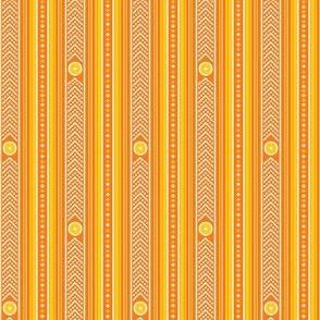 Stripes A - Flame