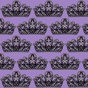 sugarplum_crown #7 / orchid