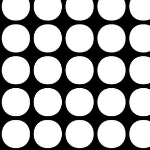dots medium reversed » black + white no.2