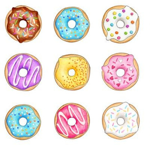 Donuts - 2 inch
