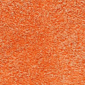 towel for interstellar travelers - orange