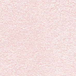 faux terry cloth towel in hyacinth pink