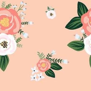 Sweet Rose in Peach