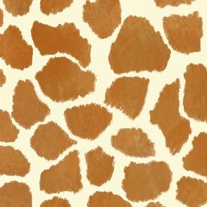 Custom Giraffe Spots 2