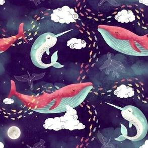 Dream Whales