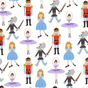 Nutcracker Ballet (Medium)