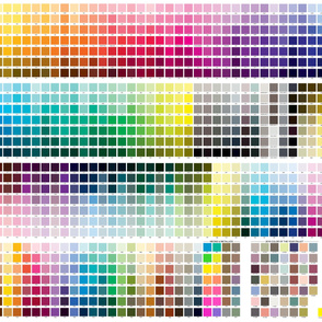 Pantone Coated Color Guide