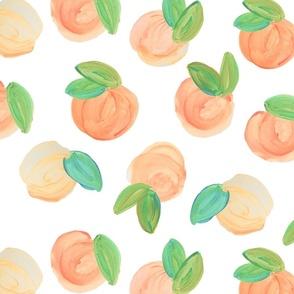 true sweet peach