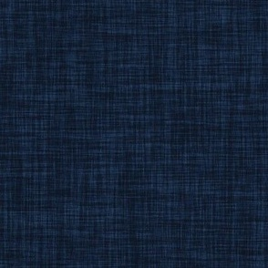 navy linen no. 1