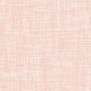pale pink linen