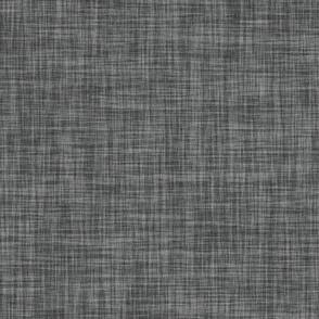 charcoal linen no. 1
