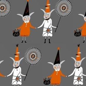 Halloween Gossip  Best  Friends sewindigo