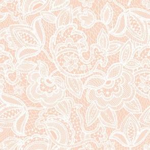 Lace // Pantone 40-1