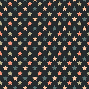 Victorian Children Polka Stars by Cheerful Madness!!