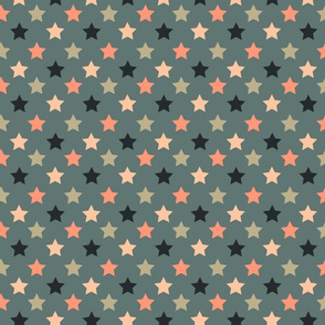 Victorian Babies Polka Stars by Cheerful Madness!!