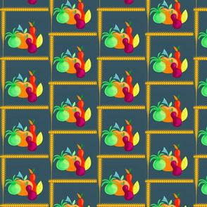 Autumn delights veggies n fruit