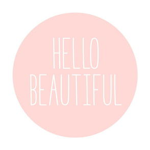 hello beautiful coral light mod baby » plush + pillows // fat quarter