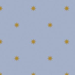 Medieval Stars ~ Gold on Henriette