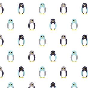 Cute pinguins