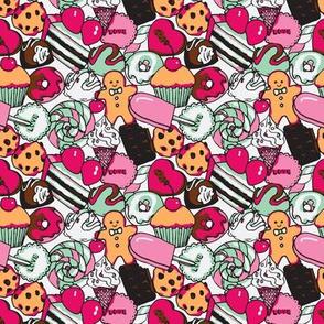 Sugar Galore (Pink)