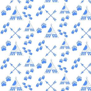 BEAR_DEER_Coordinating_Print-BLUE-_FINAL