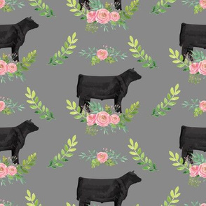 Showstock & Roses - Steers - NEW SMALLER REPEAT