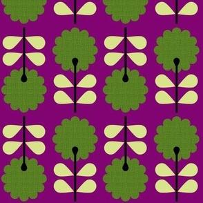 Berry Bush Purple