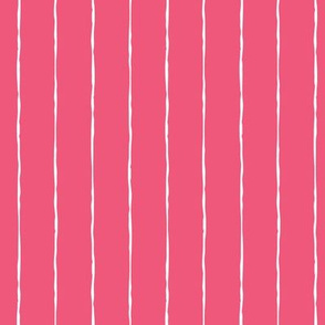 pinstripes white on hot pink » halloween