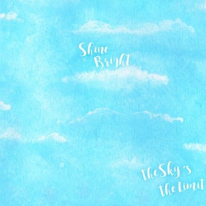 Sky's the Limit: Quotes on Blue Sky