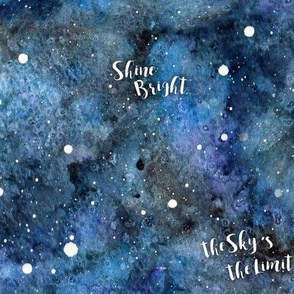 Sky's the Limit: Quotes on Night Sky