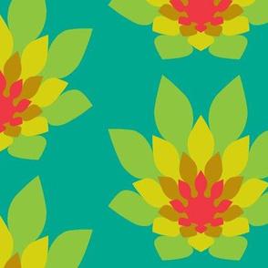 00576808 : flameflower dense