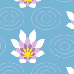 00576810 : flameflower ripple : summer