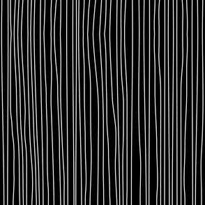 Jack Stripe Black and White