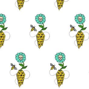 Honeycomb Coffin