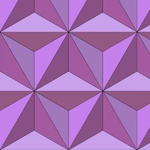 Geodesic Dome - Twilight colorway