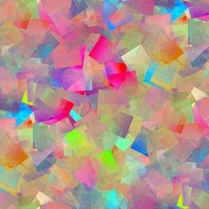 Tissue Cubism ~ Day Drunk