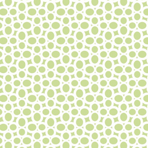 Letterform - 8 - Green