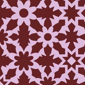 Floral Field - Rose
