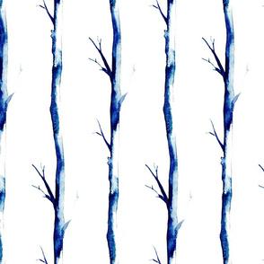 Winter Trees (Large)