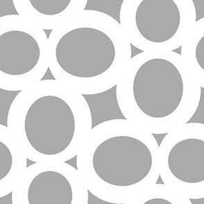 Letterform - 8 - grey