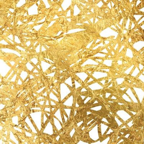 Scribble - Gold