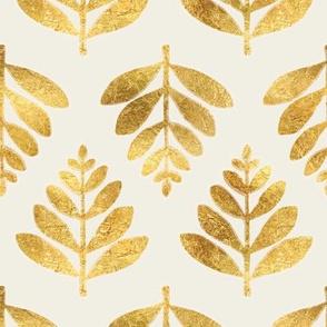 Lau (Leaf) - Gold