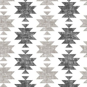 modern aztec || woven neutrals