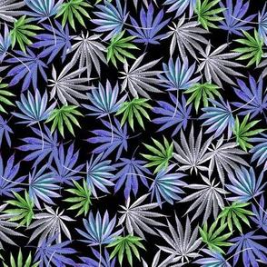 420 Blue Fling